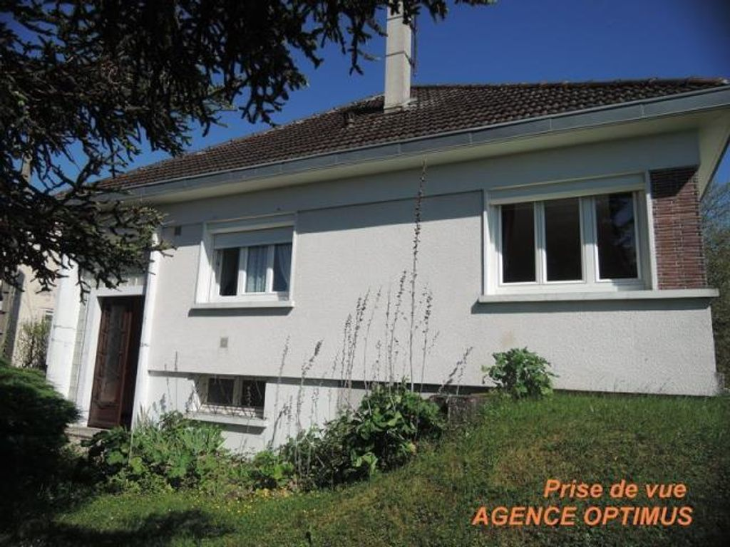 Achat maison 3chambres 112m² - Courgenay