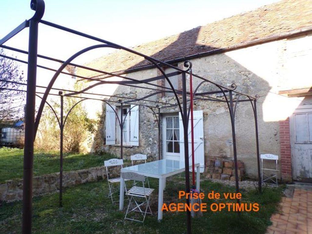 Achat maison 2chambres 73m² - Villeneuve-la-Guyard