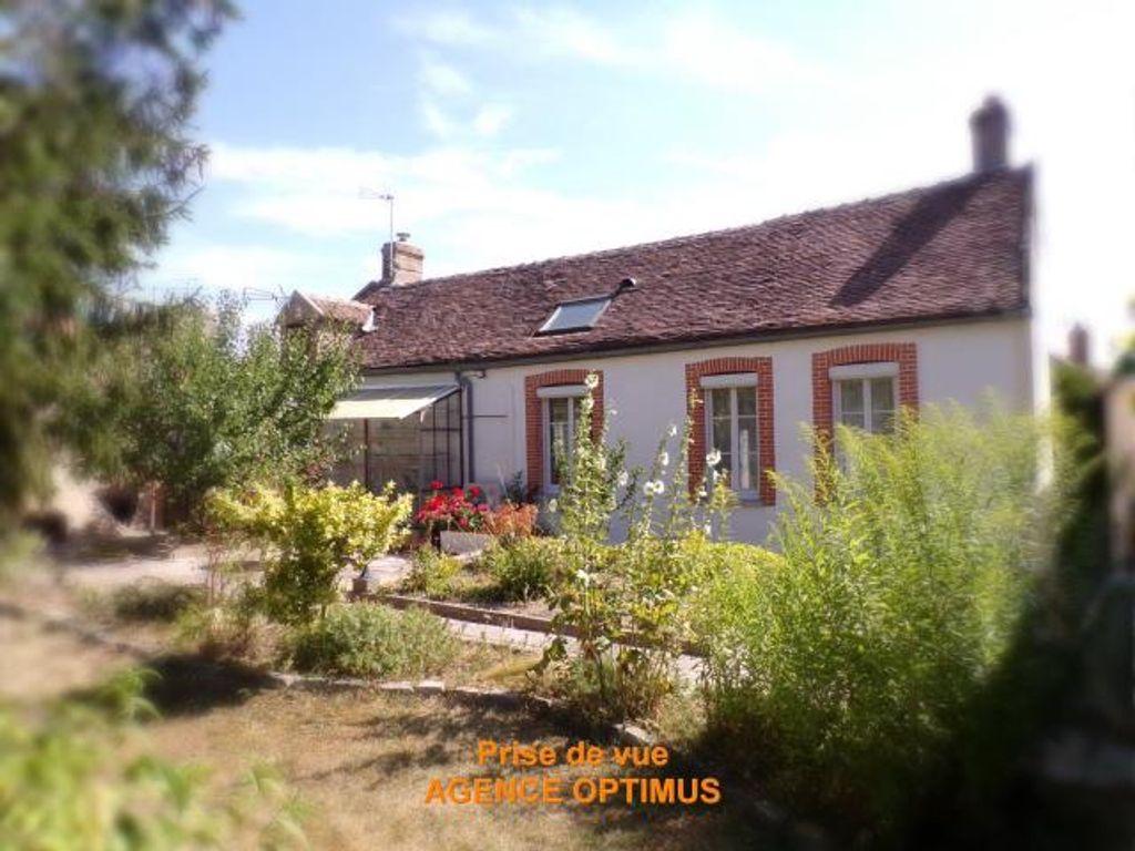 Achat maison 2chambres 120m² - Villeneuve-la-Guyard