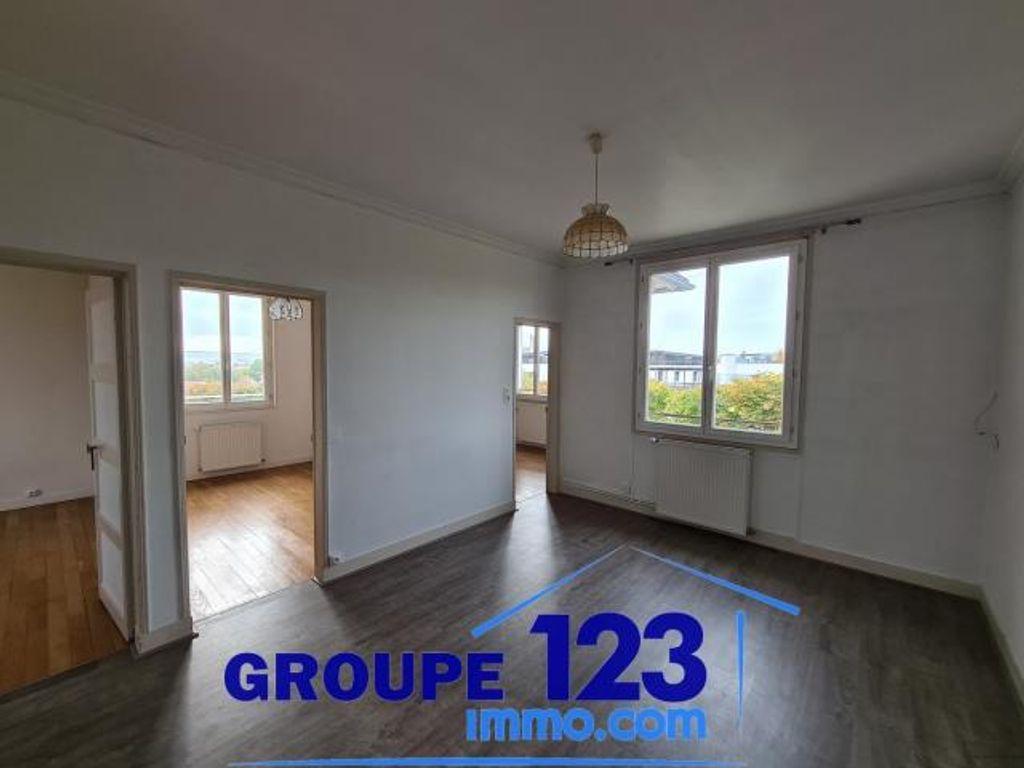Achat appartement 4pièces 63m² - Auxerre