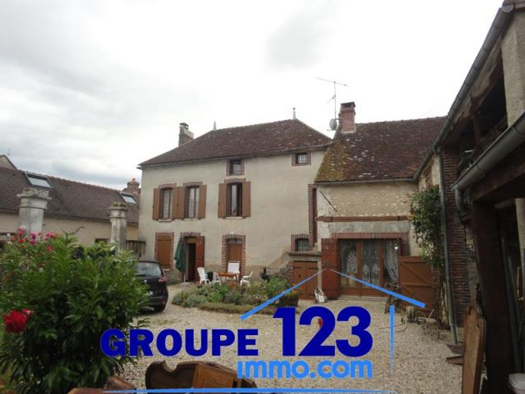 Achat maison 3chambres 200m² - Ormoy