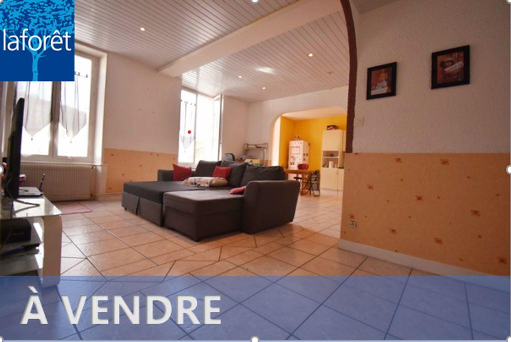 Achat appartement 6pièces 118m² - Hérimoncourt