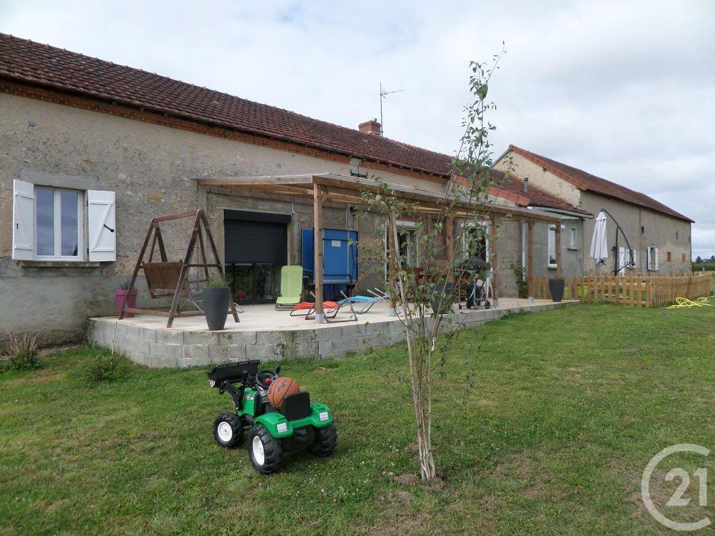 Achat maison 4chambres 215m² - Lurcy-Lévis