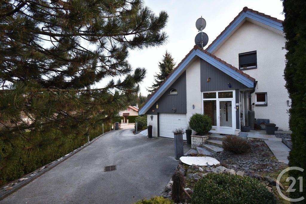 Achat maison 3chambres 141m² - Villers-le-Lac