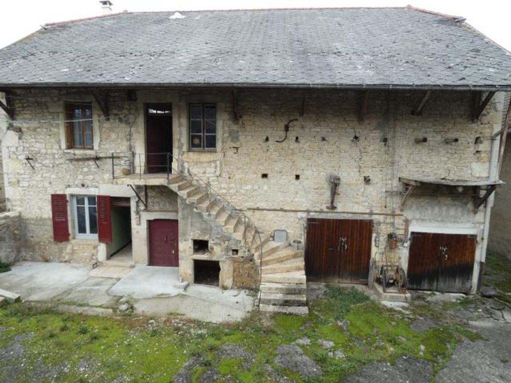Achat maison 4chambres 129m² - Contrevoz
