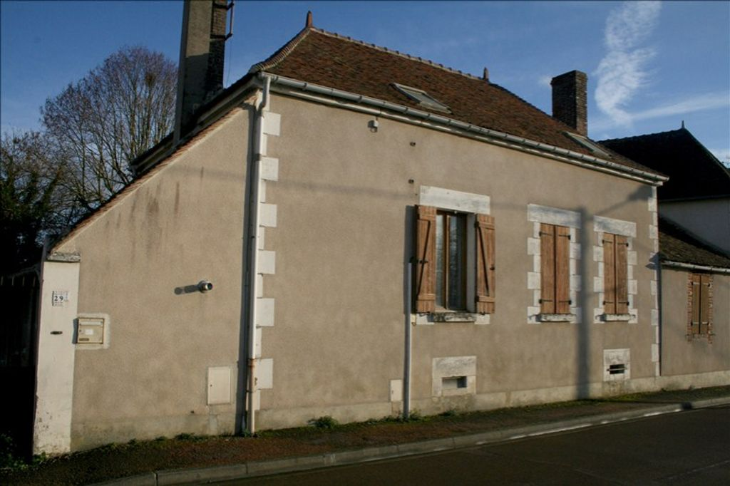 Achat maison 1chambre 66m² - Chemilly-sur-Yonne
