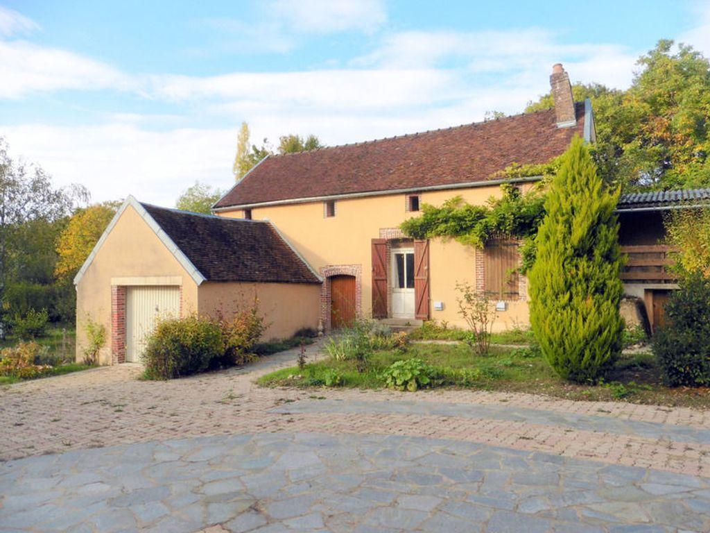 Achat maison 4chambres 130m² - Les Vallées-de-la-Vanne