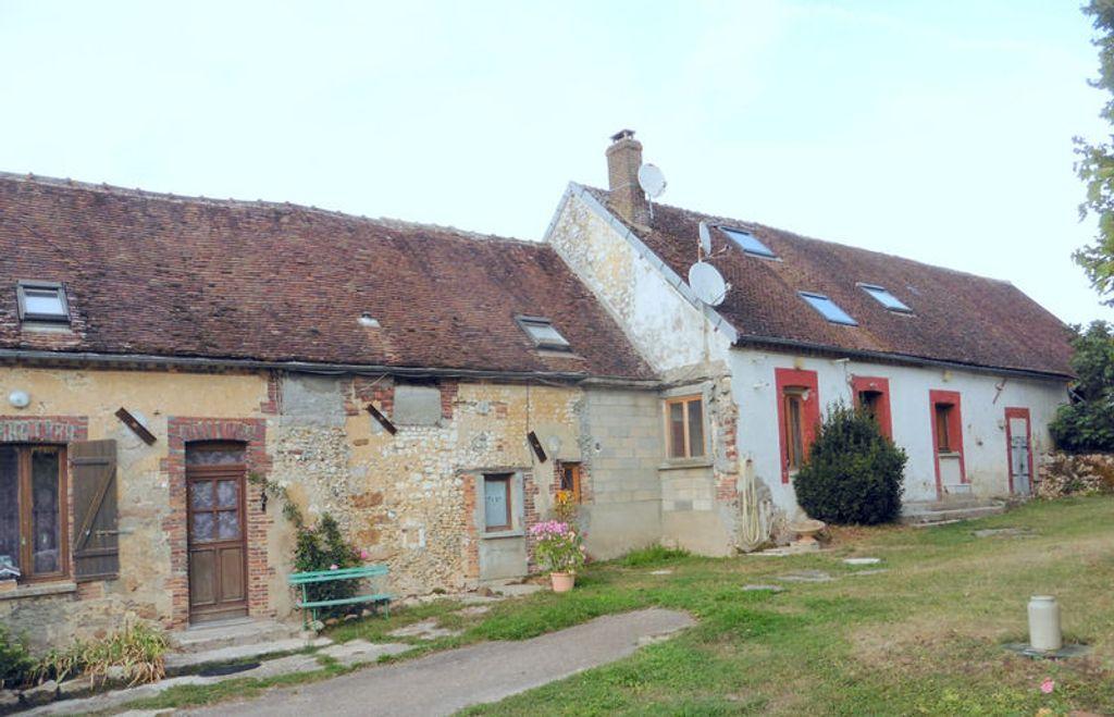 Achat maison 4chambres 180m² - Les Vallées-de-la-Vanne