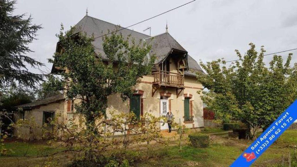 Achat maison 3chambres 99m² - Sépeaux-Saint-Romain