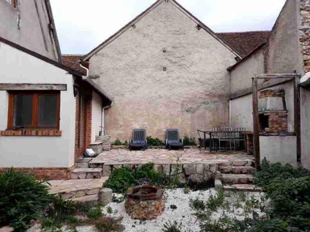 Achat maison 1chambre 105m² - Dixmont