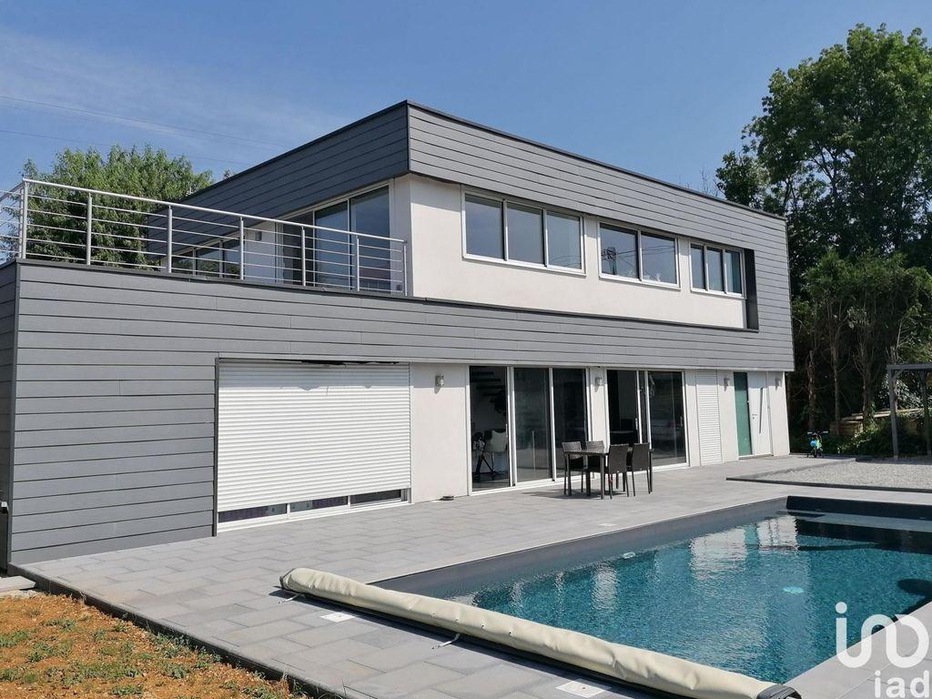 Achat maison 5chambres 267m² - Besançon