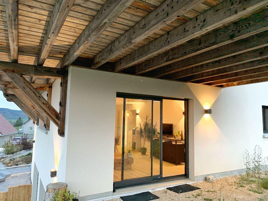 Achat maison 4chambres 155m² - Doubs