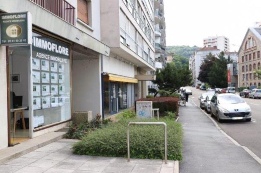 Achat appartement 5pièces 89m² - Besançon