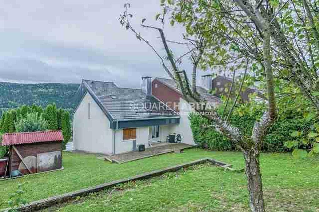 Achat maison 5chambres 141m² - Villers-le-Lac