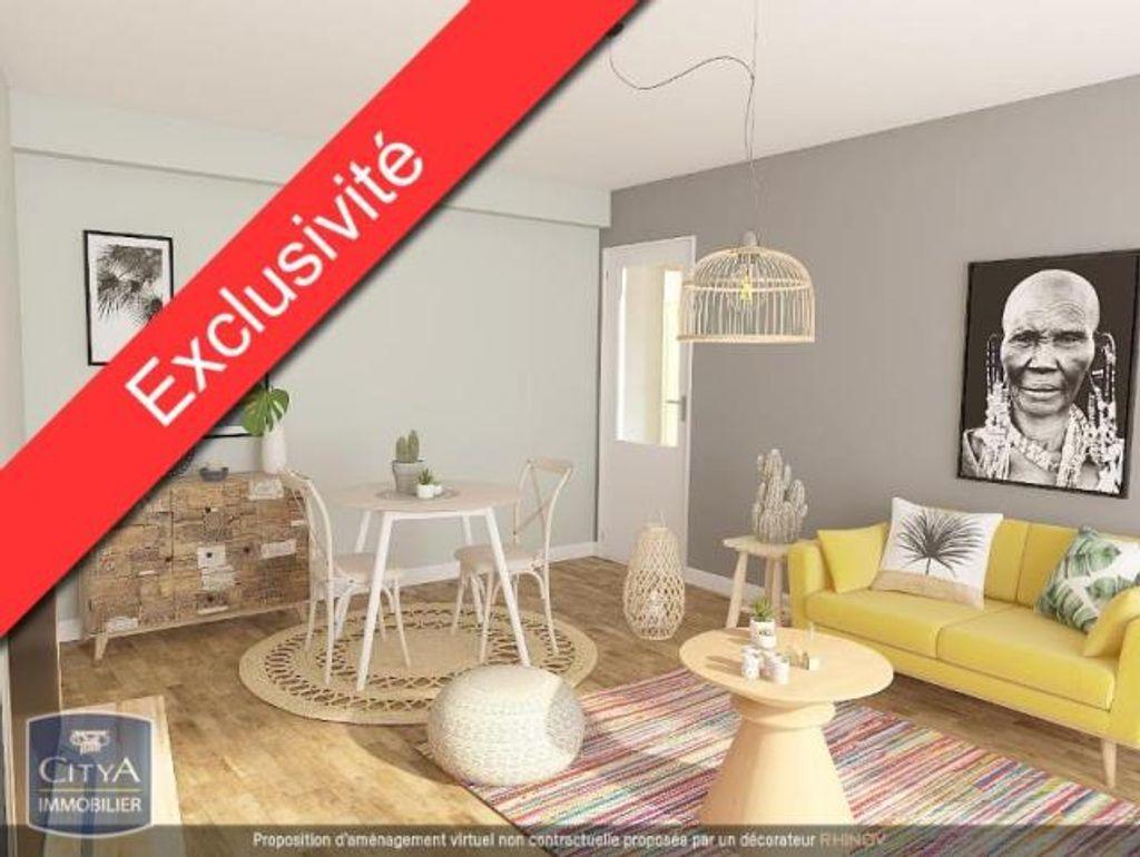 Achat appartement 3pièces 66m² - Besançon