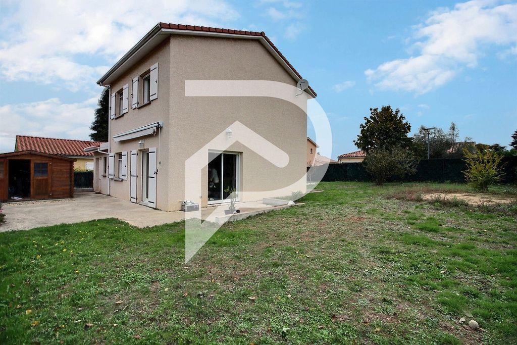 Achat maison 3chambres 90m² - Misérieux