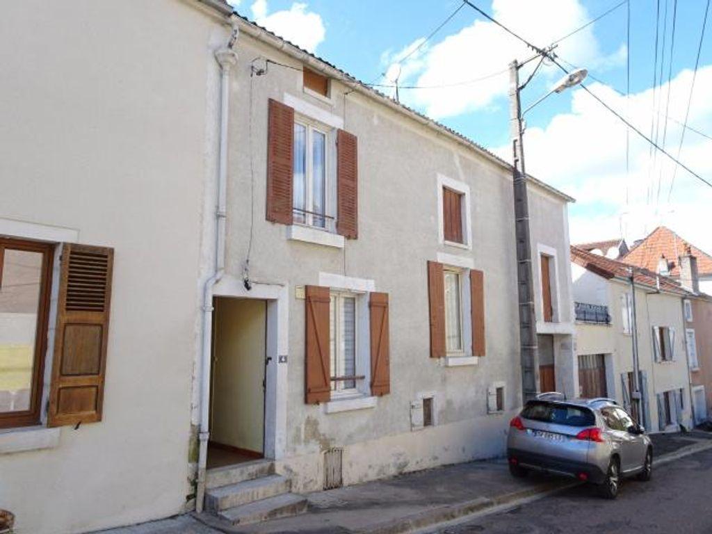 Achat maison 1chambre 66m² - Ravières