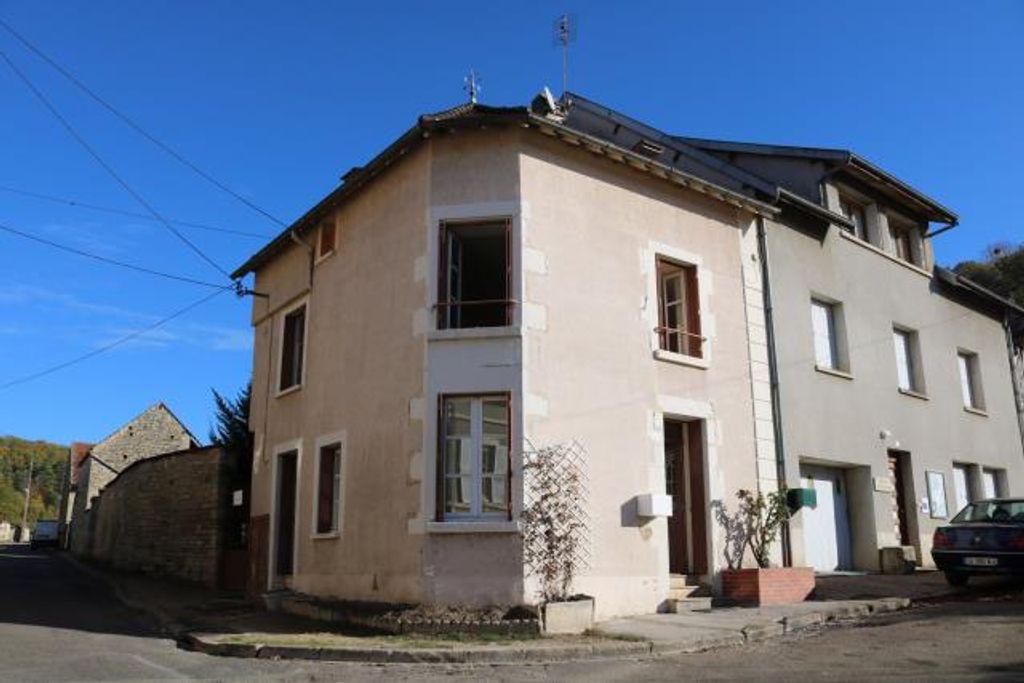 Achat maison 4chambres 116m² - Ancy-le-Franc