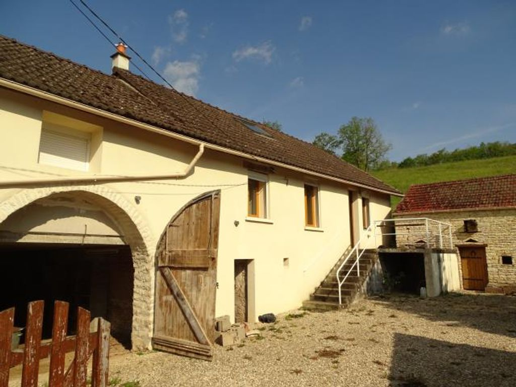 Achat maison 2chambres 91m² - Tanlay