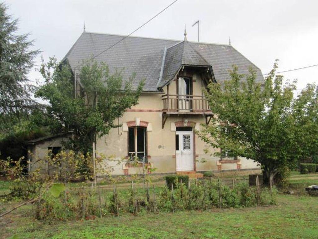 Achat maison 2chambres 99m² - Sépeaux-Saint-Romain