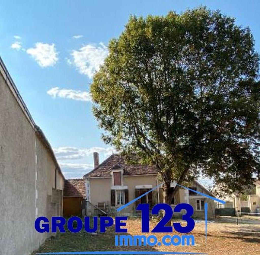 Achat maison 1chambre 65m² - Chemilly-sur-Yonne