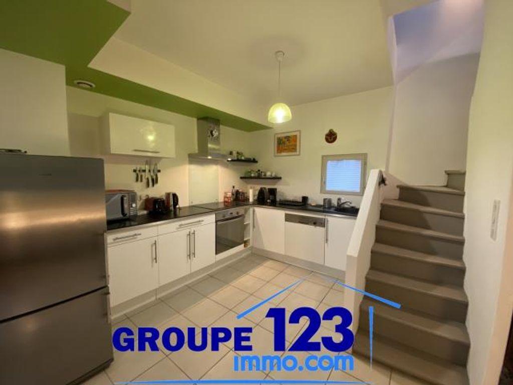 Achat duplex 3pièces 63m² - Auxerre