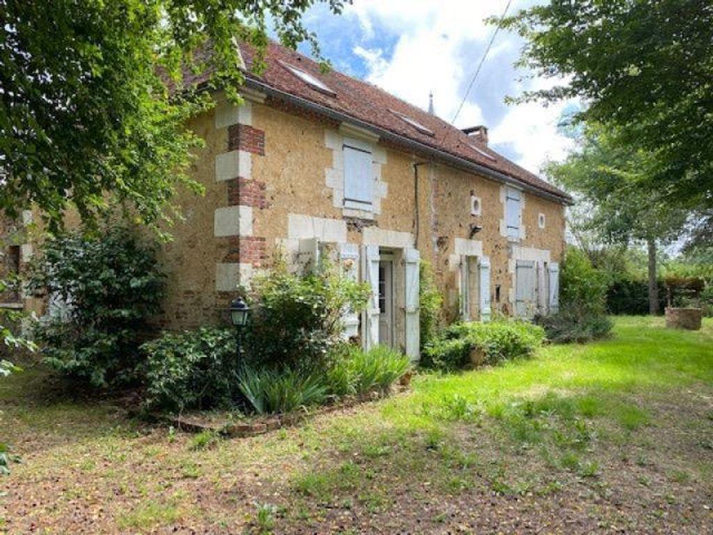 Achat maison 3chambres 158m² - Saint-Sauveur-en-Puisaye