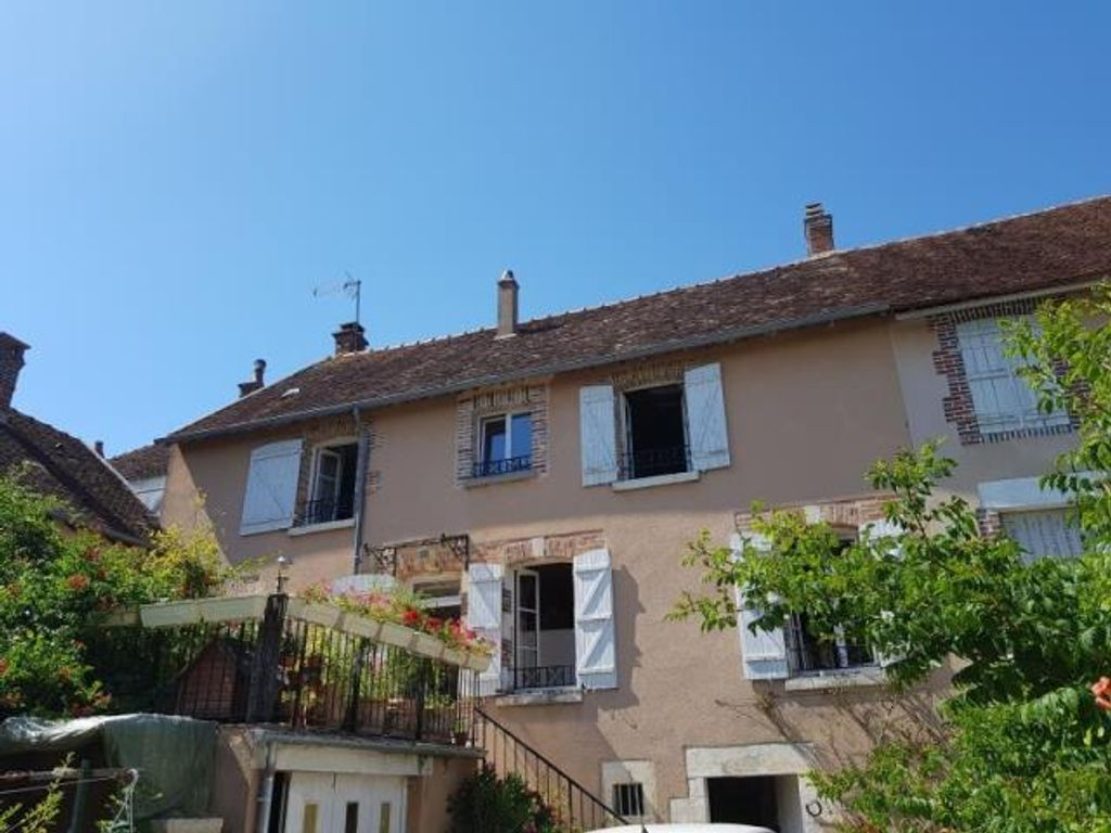 Achat maison 4chambres 169m² - Treigny