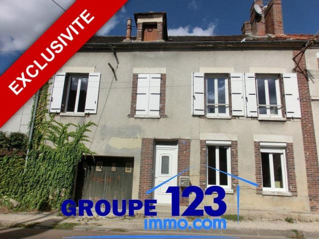 Achat maison 4chambres 110m² - Laroche-Saint-Cydroine