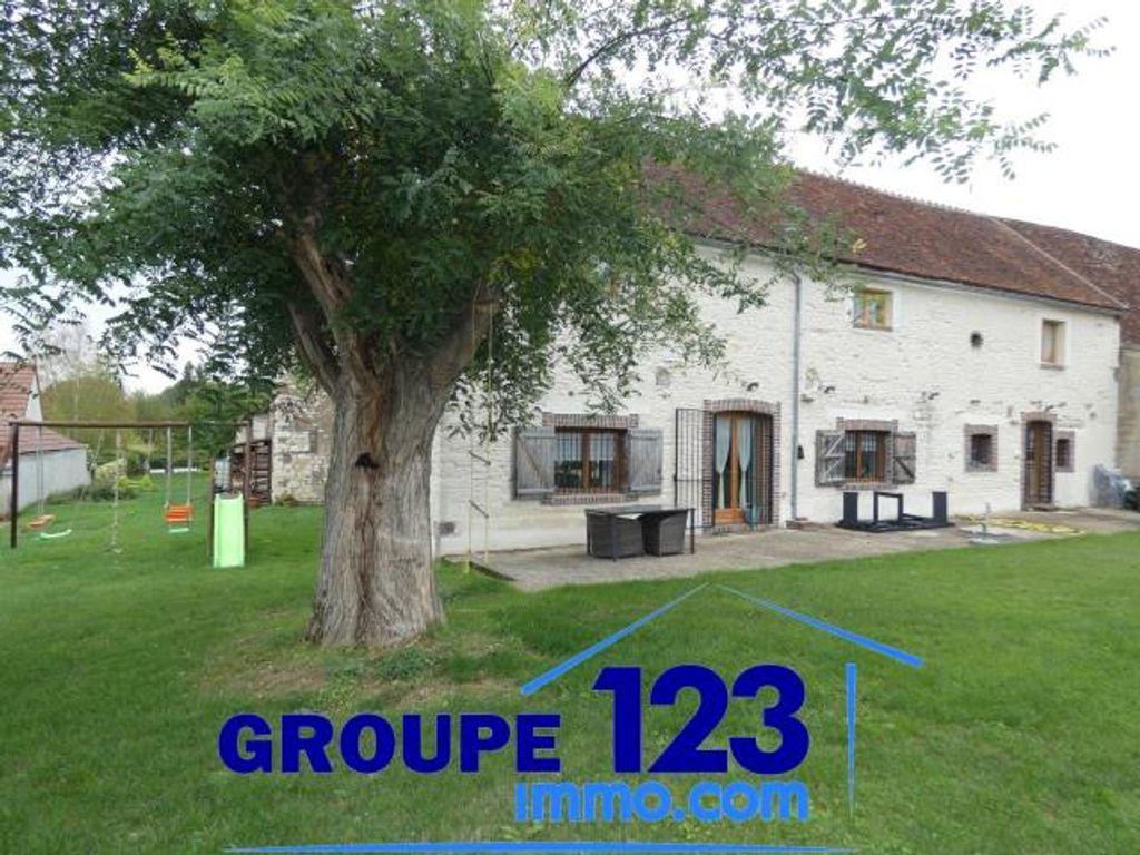 Achat maison 5chambres 220m² - Merry-la-Vallée