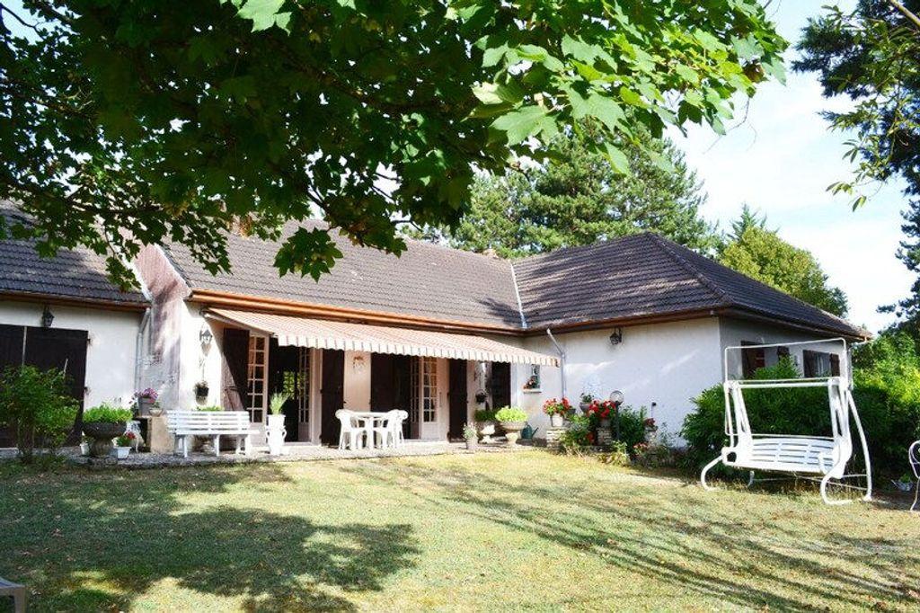 Achat maison 6chambres 381m² - Saint-Agnan