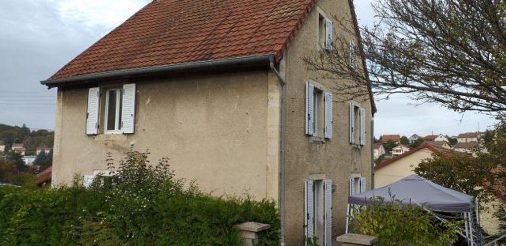 Achat maison 3chambres 140m² - Seloncourt