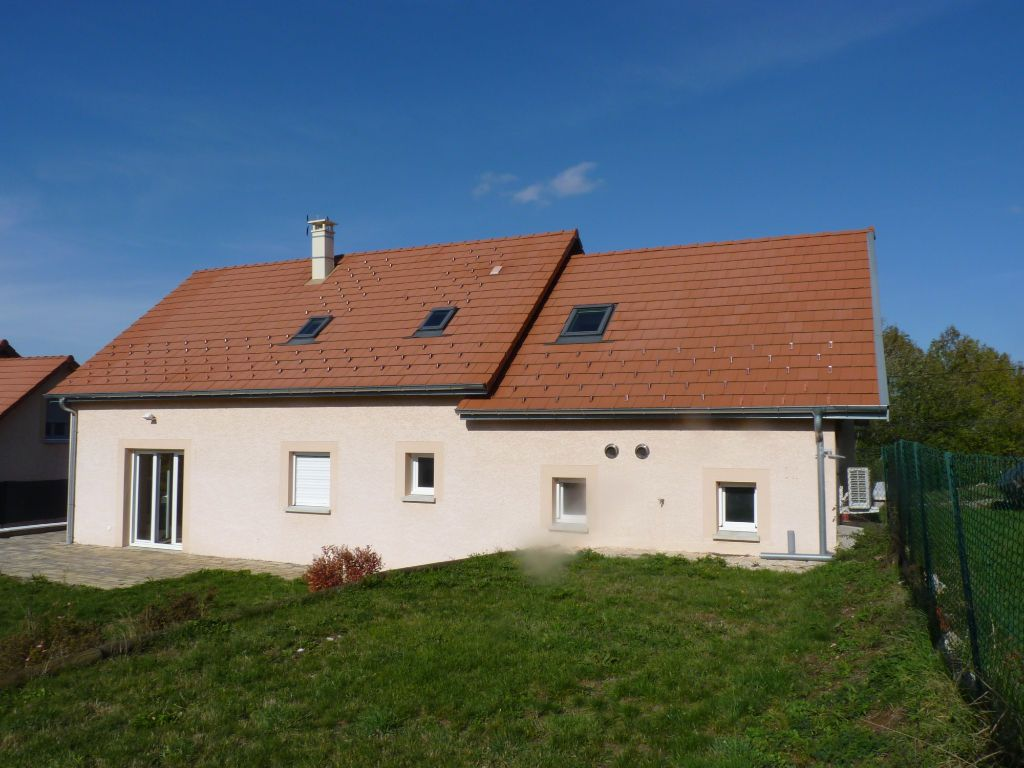 Achat maison 5chambres 123m² - Pontarlier