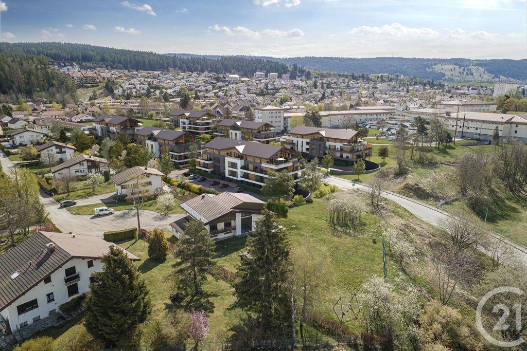 Achat appartement 2pièces 41m² - Doubs