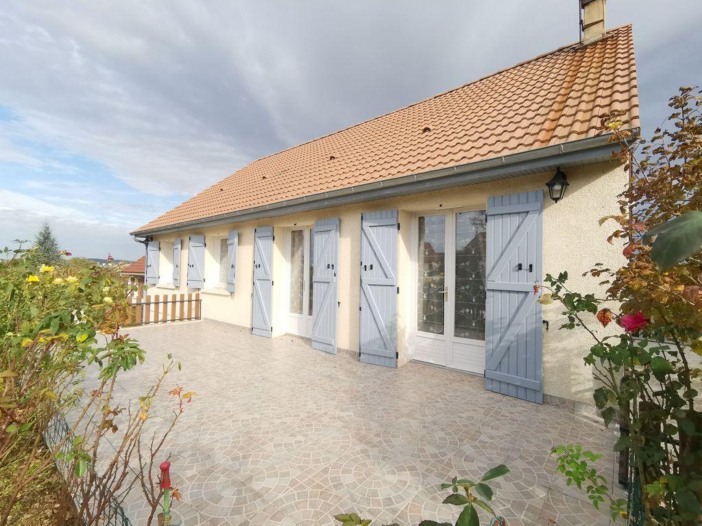 Achat maison 4chambres 100m² - Auxerre