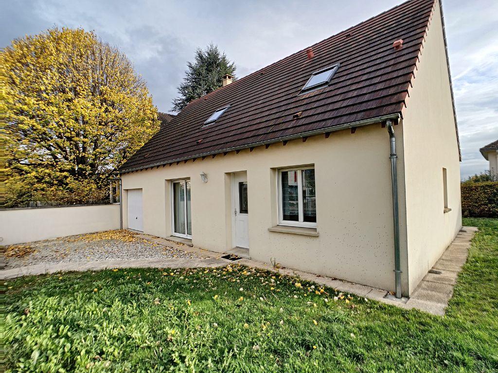 Achat maison 4chambres 124m² - Auxerre