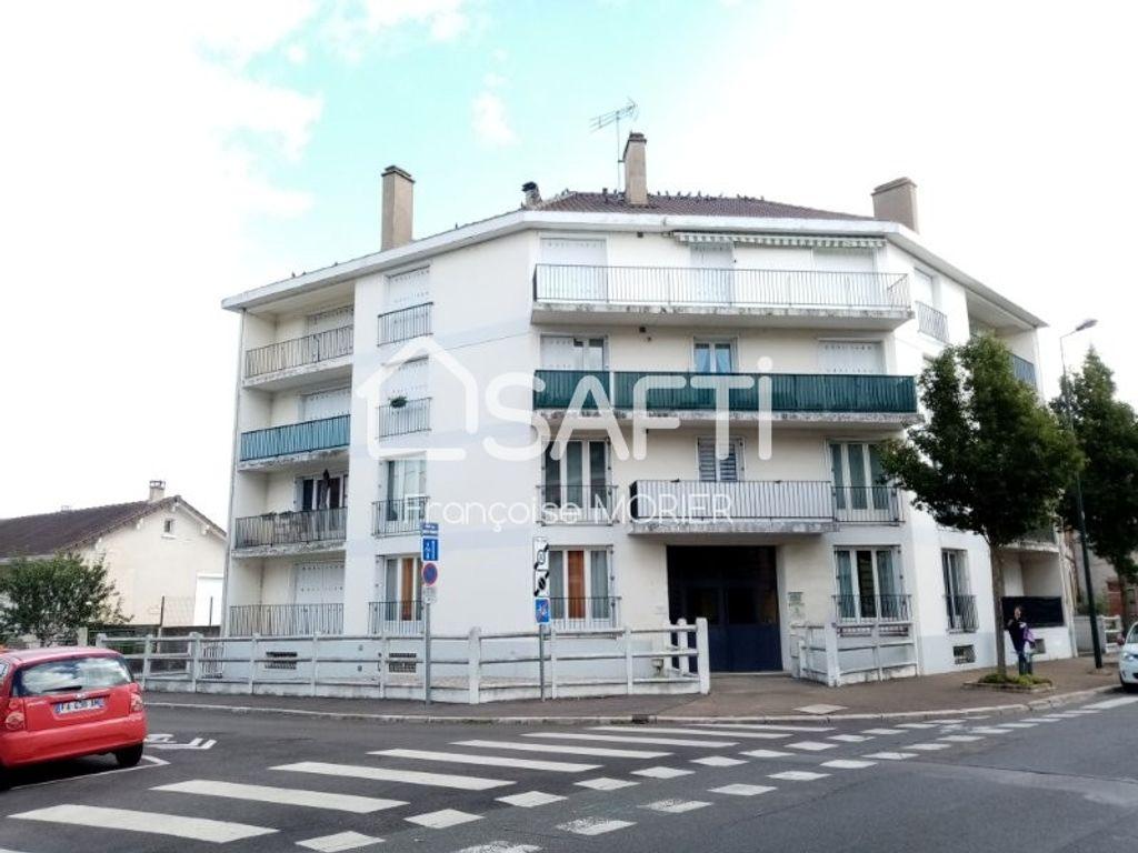 Achat appartement 2pièces 55m² - Sens