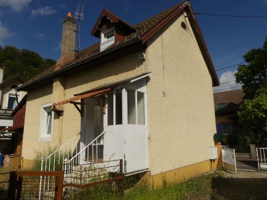 Achat maison 2chambres 65m² - Hérimoncourt