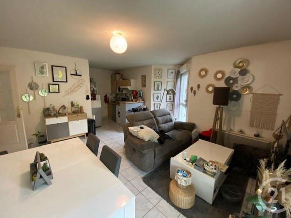 Achat appartement 2pièces 47m² - Besançon