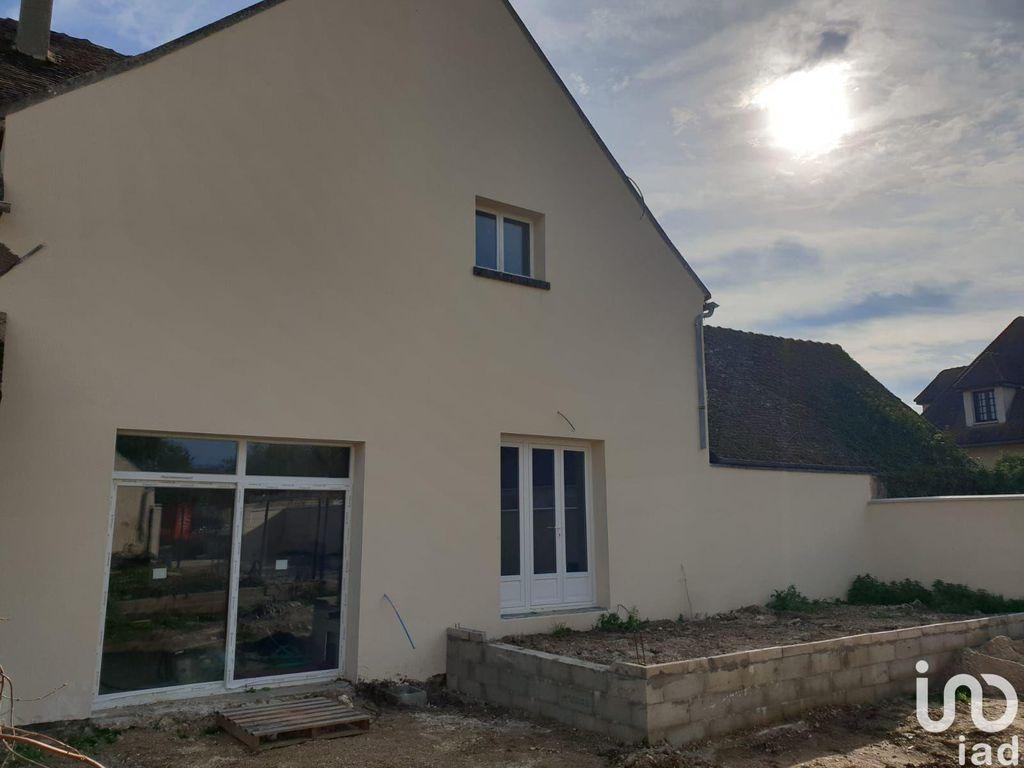 Achat maison 2chambres 110m² - Gisy-les-Nobles