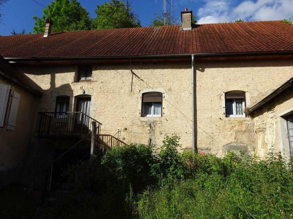 Achat maison 2chambres 71m² - Besançon