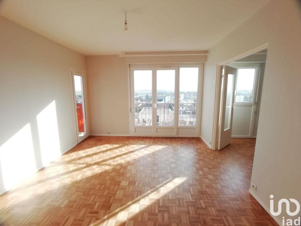 Achat appartement 4pièces 71m² - Auxerre