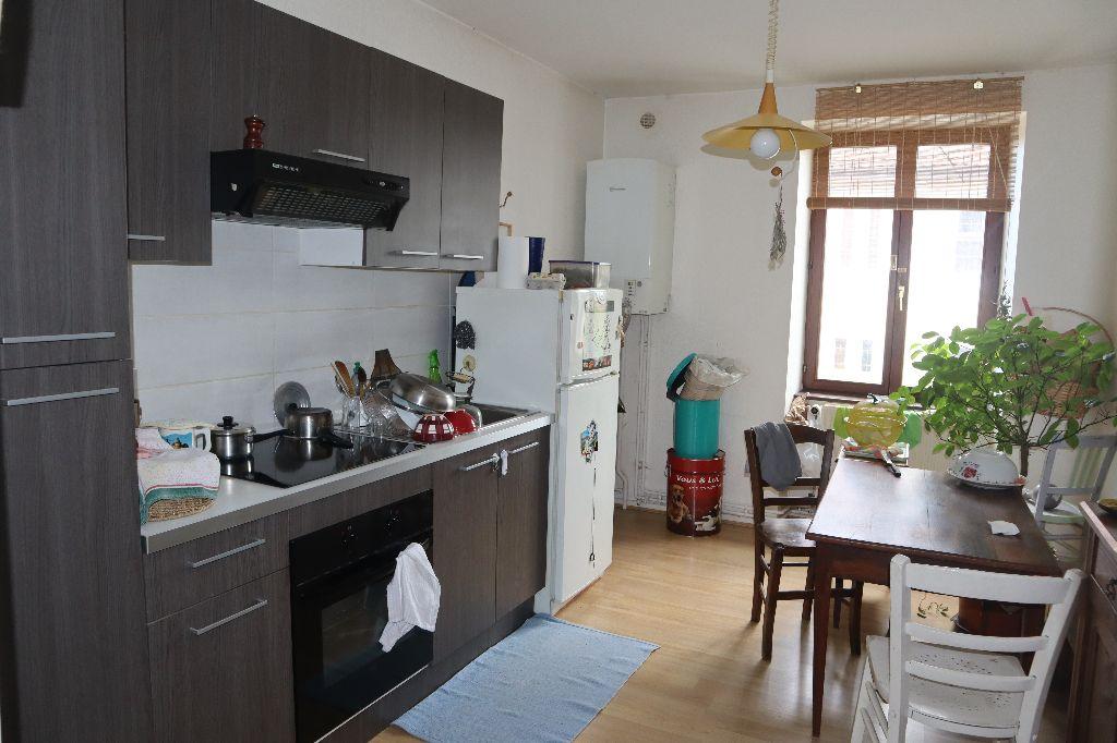 Achat appartement 3pièces 57m² - Seloncourt