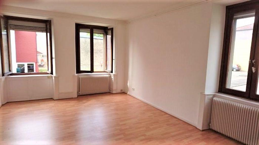 Achat appartement 3pièces 50m² - Seloncourt