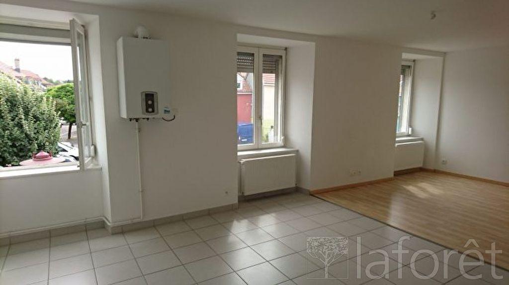Achat appartement 3pièces 56m² - Seloncourt