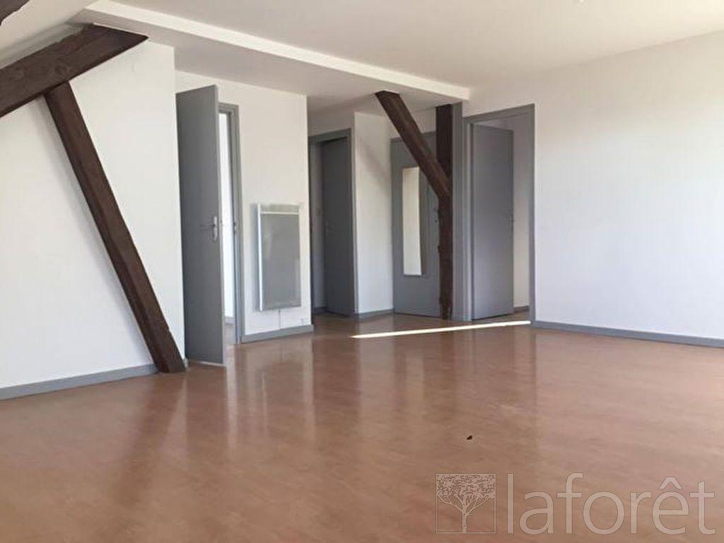 Achat appartement 4pièces 61m² - Seloncourt